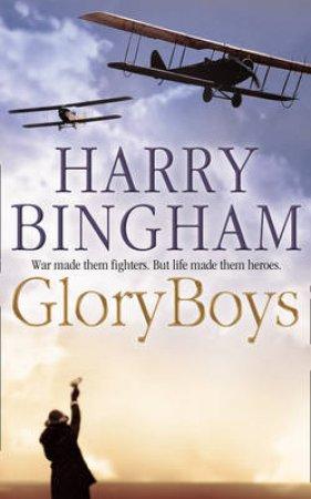 Glory Boys by Harry Bingham