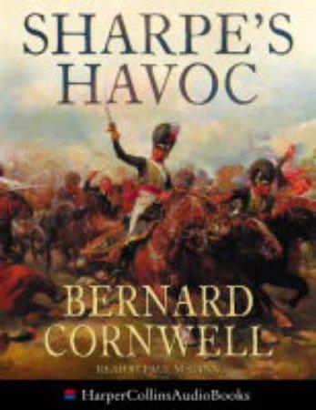Sharpe's Havoc - Cassette by Bernard Cornwell