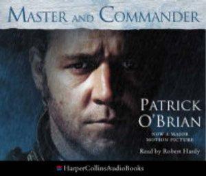 Master & Commander - CD by Patrick O'Brian