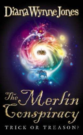 The Merlin Conspiracy - Cassette by Diana Wynne Jones