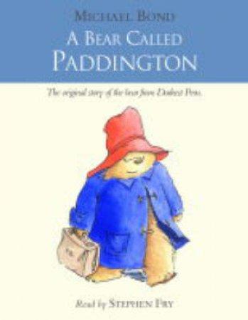 A Bear Called Paddington - Cassette by Michael Bond