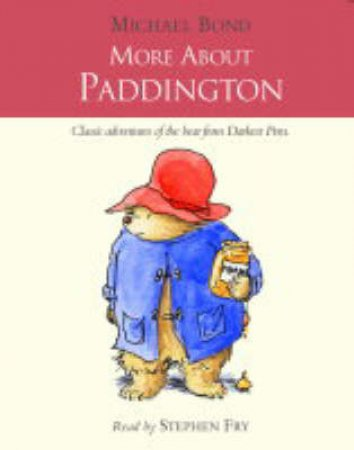 More About Paddington - Cassette by Michael Bond
