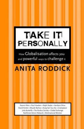 Take It Personally: Globalization by Anita Roddick