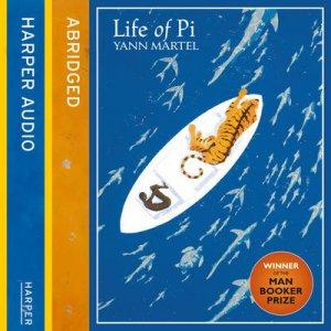 Life Of Pi - CD by Yann Martel