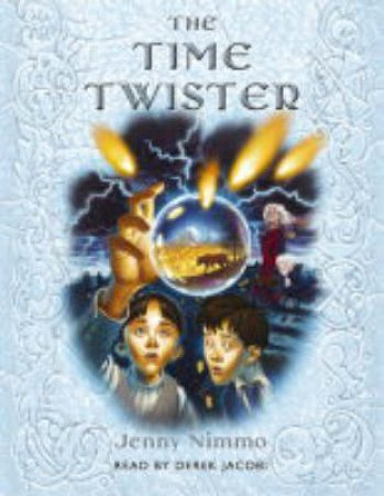 The Time Twister - Cassette by Jenny Nimmo