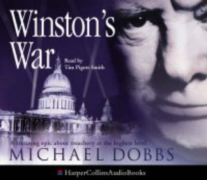 Winston's War - CD by Michael Dobbs