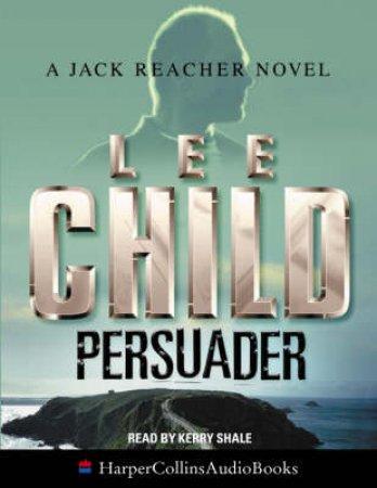 A Jack Reacher Novel: Persuader - Cassette by Lee Child