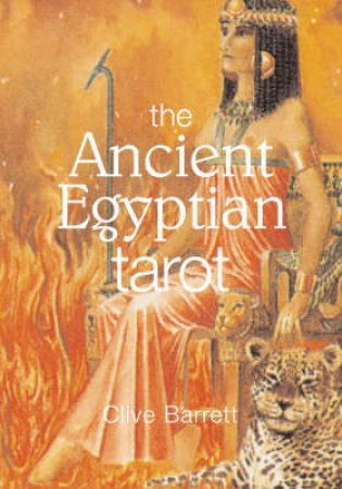 The Ancient Eygptian Tarot - Book & Cards by Clive Barrett