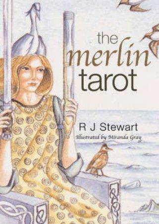 The Merlin Tarot Boxed Set by R J Stewart
