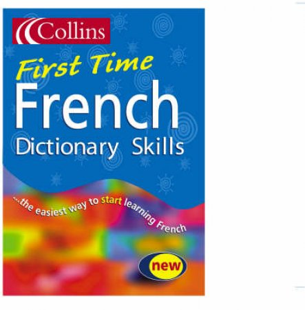 Collins First Time French Workbook by Various