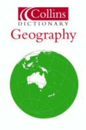Collins Dictionary: Geography by Unknown
