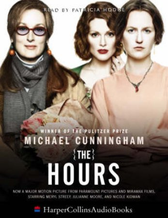 The Hours - Film Tie-In - Cassette by Michael Cunningham