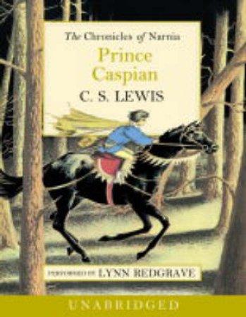 Prince Caspian - Cassette - Unabridged by C S Lewis