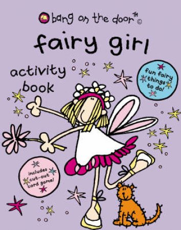Fairy Girl's Activity Book by Unknown