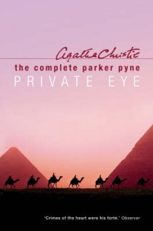 The Complete Parker Pyne by Agatha Christie