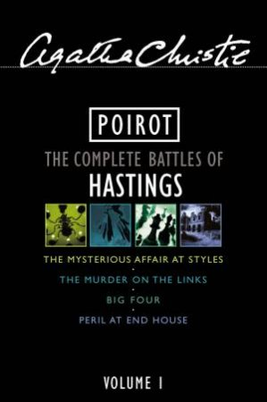 Poirot: The Complete Battles Of Hastings 01 by Agatha Christie