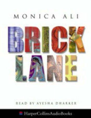 Brick Lane - Cassette by Monica Ali