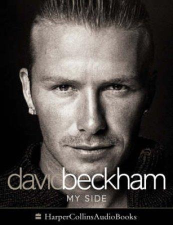 David Beckham: The Autobiography - Cassette by David Beckham