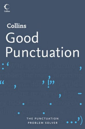 Collins Good Punctuation by Graham King