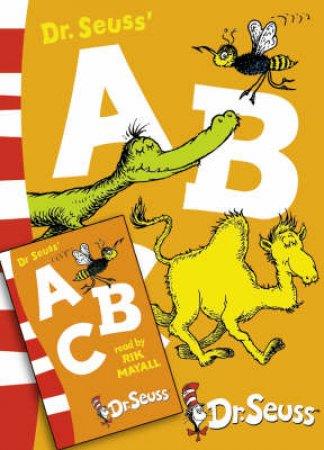 Dr Seuss' ABC - Book & Tape by Dr Seuss