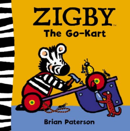 Zigby: The Go Kart by Brian Paterson