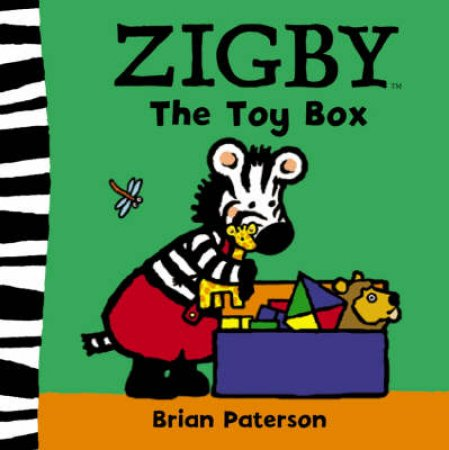 Zigby: The Toy Box by Brian Paterson
