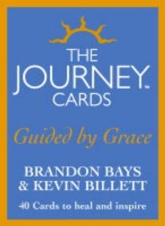 The Journey Cards - Booklet & Cards by Brandon Bays