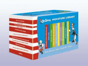 Dr Seuss Miniature Library by Dr Seuss