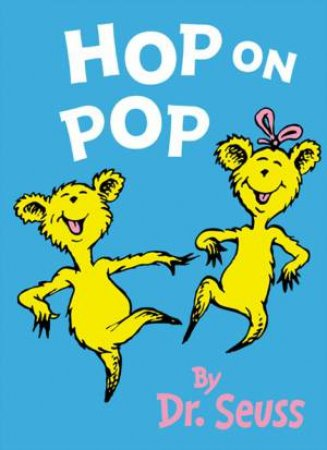 Hop On Pop Mini Edition by Dr Seuss
