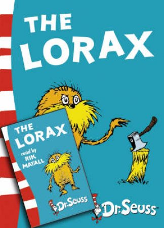 Dr Seuss: The Lorax - Book & Tape by Dr Seuss