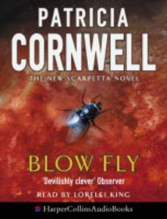 Blow Fly - Cassette by Patricia Cornwell