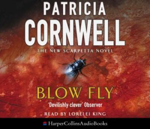 Blow Fly - CD by Patricia Cornwell