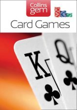 Collins Gem: Card Games by Various