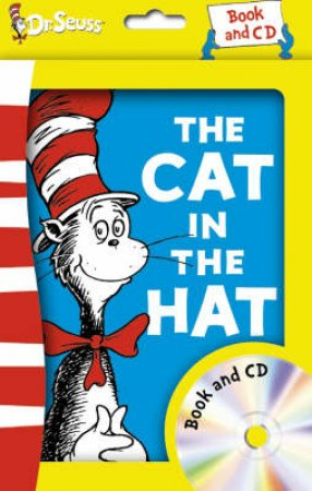 Dr Seuss: The Cat In The Hat - Book & CD by Dr Seuss