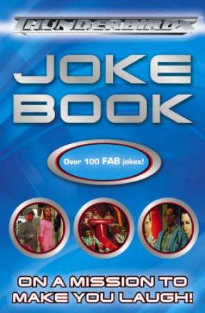 Thunderbirds: Joke Book by Unknown