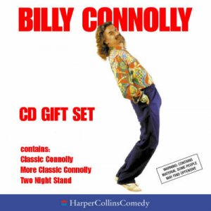 Billy Connolly CD Gift Set - CD by Billy Connolly