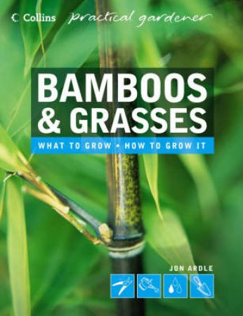 Collins Practical Gardener: Bamboos And Grasses by Jon Ardie