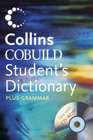 Collins Cobuild Students Dictionary with CD, 3rd Edition by Various