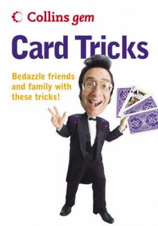 Collins Gem: Card Tricks by Unknown