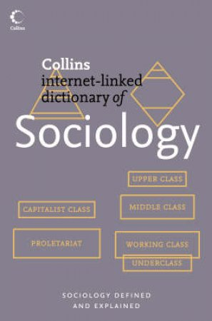 Collins Internet-Linked Dictionary Of Sociology by David Jary & Julia Jary