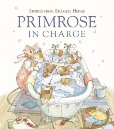 Primrose In Charge by Alan MacDonald