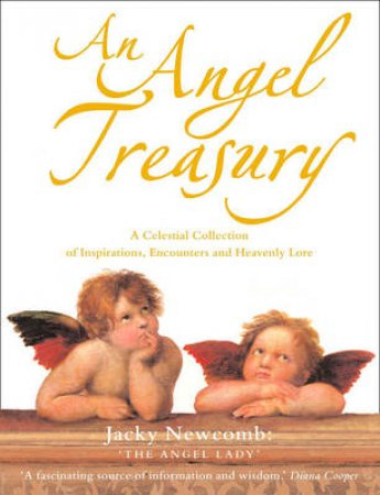 An Angel Treasury by Jacky Newcombe