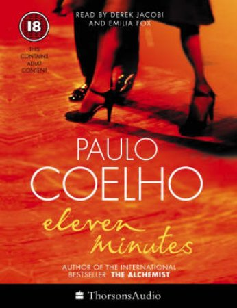Eleven Minutes - Cassette by Paulo Coelho