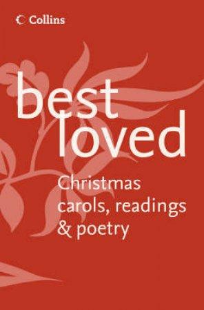 Best Loved Christmas Carols & Poetry by Martin Manser
