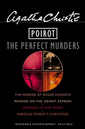 Poirot: The Perfect Murders Omnibus by Agatha Christie