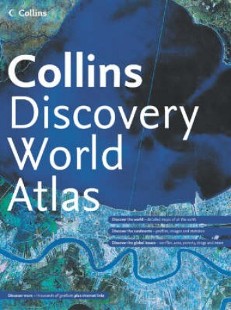 Collins Discovery World Atlas by Unknown