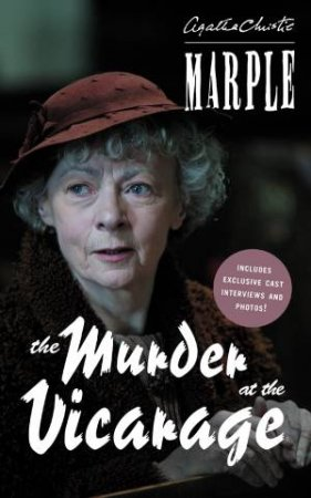 Miss Marple: Murder At The Vicarage - TV Tie-In by Agatha Christie