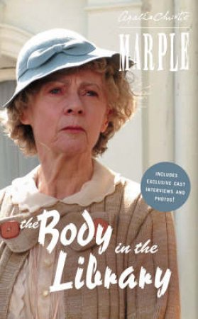 Miss Marple: The Body In The Library - TV Tie-In by Agatha Christie