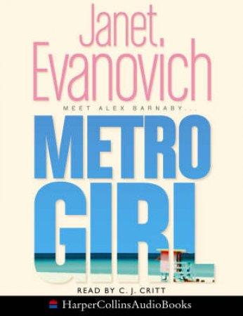 Metro Girl (Cassette) by Janet Evanovich
