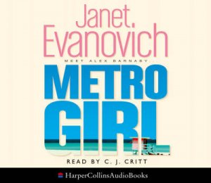 Metro Girl (CD) by Janet Evanovich